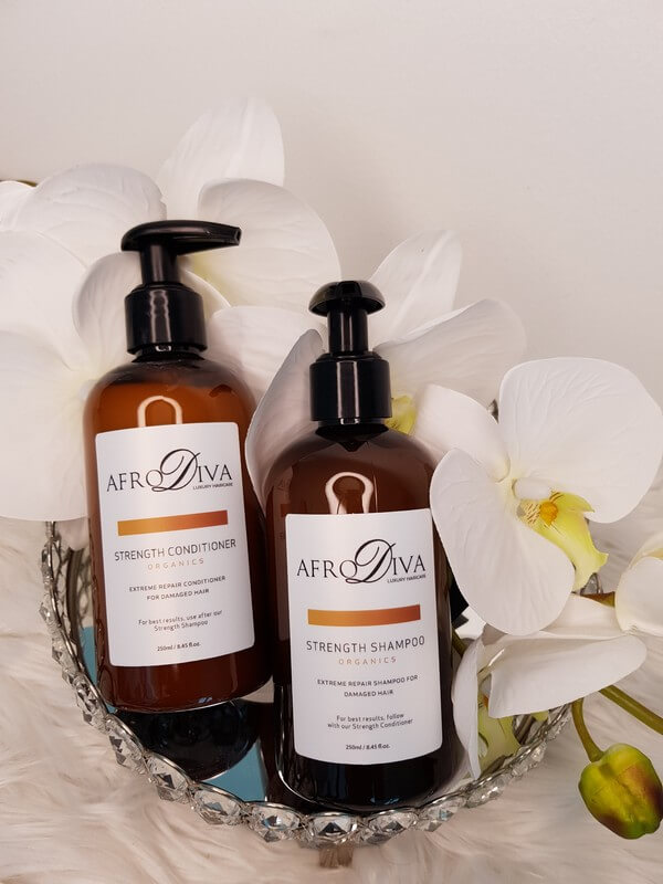 Strength Shampoo Organics